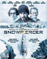 SNOWPIERCER (BLU-RAY) - JOON-HO,BONG   BLU-RAY NEW