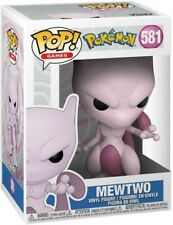 Funko - POP Games: Pokemon S2- Mewtwo Brand New In Box