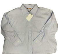 Tommy Hilfiger Zendaya Women's Long Sleeve Button Up Satin Shirt Blue Size 6