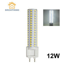 G12 144led SMD2835 12W 85-265V Corn Light Bulb Cold White Replace Halogen Lamp