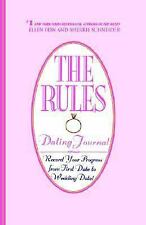 The Rules Dating Journal by Ellen Fein and Sherrie Schneider (1997, Hardcover)