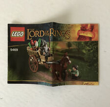 Lego Instruction Manual Only Lord of the Rings 9469 Gandal Arrives LOTR