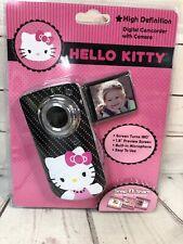 NWT Hello Kitty Digital Video Recorder Camera Camcorder 38009 Kids Girls Real