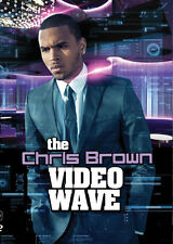 THE CHRIS BROWN VIDEO WAVE DVD - ALL CHRIS BROWN MUSIC VIDEOS