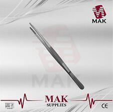"MAK Dressing & Tissue Forceps Thumb Serrated 20cm Fine Quality ""FAST SHIPPING"""