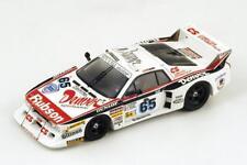 """Lancia Beta Montecarlo #65 Perrier-Giudici """"Le Mans"""" 1982 (Spark 1:43 / S1387)"""