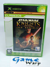 Star Wars - Knights of the Old Republic - KOTOR (XB) - ITA - NUOVO