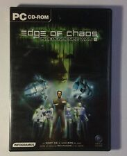 Jeu PC RPG Edge Of Chaos Independence War 2 Infogrames