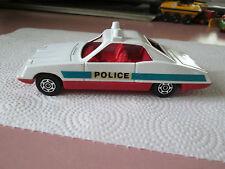 1976 Corgi Cubs Toys 1:41 Scale Chevrolet Police Squad Car #500 (Nice)
