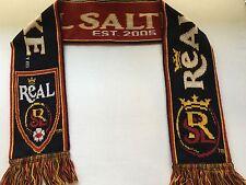 Real Salt Lake Football Club FC MLS Soccer Scarf