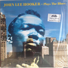 John Lee Hooker – Plays The Blues 2004 Reissue Vinyl Record