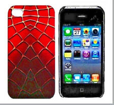 Cartoon Character Spider,Hard Snap-On Back Case Cover For iPhone 4/4s