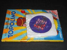 TOPOLINO Libretto NR.1383 originale 30/05/1982 in blister + gioco filetto