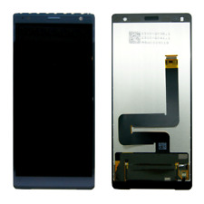 Sony Display LCD Komplett für Xperia XZ2 H8266 Reparatur Grün Ersatzteil Neu