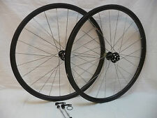 Carbonal 28mm wide disc brake wheels for Gravel, Road or Cyclocross (CX)