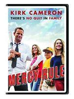 Mercy Rule (DVD, 2014) Kirk Cameron Christian Drama Family Dynamics Mint DVD