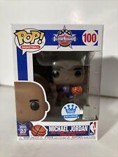 Funko Pop! Basketball Michael Jordan Utah Allstar Weekend #100 Shop Exclusive