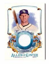 Single Allen & Ginter Baseball Cards
