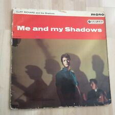 CLIFF RICHARD/THE SHADOWS Me And My Shadows Columbia Green/Gold Label LP