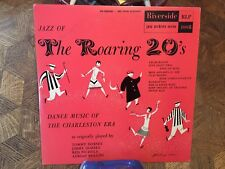"CALIFORNIA RAMBLERS - Roaring Twenties ~ RIVERSIDE 10"" 1008 {nm orig} w/Nichols"