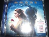 Beauty And The Beast - Ost (2017 Film) Walt Disney Soundtrack CD - NEW