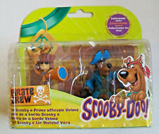 SCOOBY DOO Pirate Crew Figures 1st MATE SCOOBY & 1st MATE VELMA European Pack