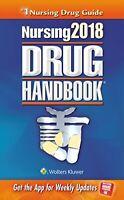 Nursing Drug Handbook   by Lippincott