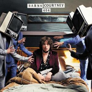 Barns Courtney - 404 - New Limited Edition Burgundy Vinyl LP