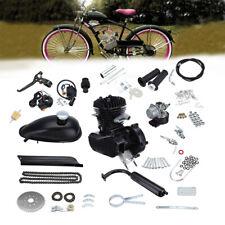 80cc 2 temps Vélo Gaz Motorisé Essence Moteur à Engine Motor Set 2.5Kw/5000r/min