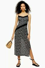 New Arrival TopShop  Floral Lace Mesh Midi Dress Available Sizes 10 ,12 , 14