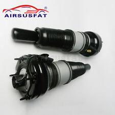 Pair Front Air Suspension Shock Strut For Audi A6 C7 A7 A8 D4 4G0616039G 11-18