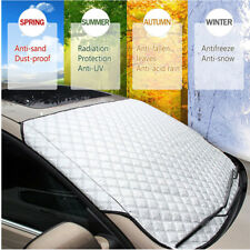 Universal Car Front Windshield Snow-Block Cover Frost Sun Shade Protector Winter