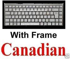 SONY VGN-FW  FW VGN-FW520D VGN-FW560D VGN-FW373D VGN-FW378D Keyboard Canadian CA
