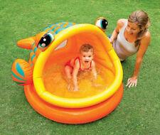 Intex Lazy Pescado bebé niño sombra sol infantil Toldo UV piscina niños