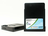 2x Motorola Minitor 5 Battery Replacement, New, Lifetime Warranty