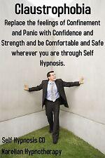 Claustrophobia -Self Hypnosis Cd-Narellan Hypnotherapy