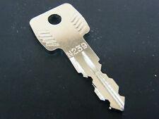Thule Schlüssel N239 N 239 Ersatzschlüssel für Heckträger Dachboxen Dachträger
