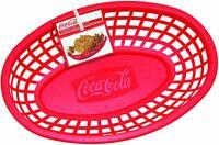 Coca Cola Picnic Baskets (Set of 4)