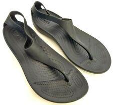 Crocs Sexi Flip Womens Size 10 Slip-On Slides Slipper Flip Flop Thong Sandals