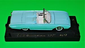 SOLIDO L'AGE D'or  FORD THUNDERBIRD G-SPORT 1961  P/No. 4517  1/43 Scale