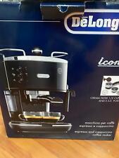 Macchina per caffè De Longhi Icona Caffè Macinato o Cialde ECO310 Macchinettà