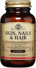 Skin, Nails & Hair Tablets, Solgar, 60 tablet