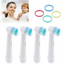 4Pcs Replacement Electric Tooth Brush Heads For Braun Oral B Vitality Precision