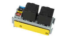 MTA Fuse and Relay holder for 4 Way Mini Fuses and 2 Way Relay Module Automotive