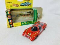 POLITOYS-E 1/43 Ferrari P5 BERLINETTA Red Rare Item!!