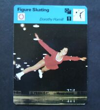 1977-1979 Sportscaster Card Figure Skating Dorothy Hamill Ballerina on Ice 04-23