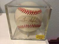 Trevor Hoffman Autographed baseball SD Padres