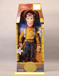 New Disney Toy 4 Talking Woody Buzz Jessie Action Figures Anime Decoration gift