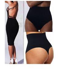 Body Shaper G String Thong High Waist Quality Invisible Tummy Control Underwear