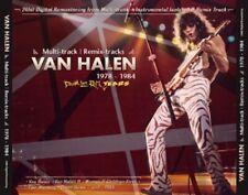 VAN HALEN MULTITRACK 1978-1984 CD ALBUM DANCE THE NIGHT AWAY HARD ROCK BAND